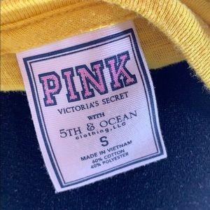PINK Victoria's Secret Tops - Pink by Victoria's Secret Arizona State crop tee
